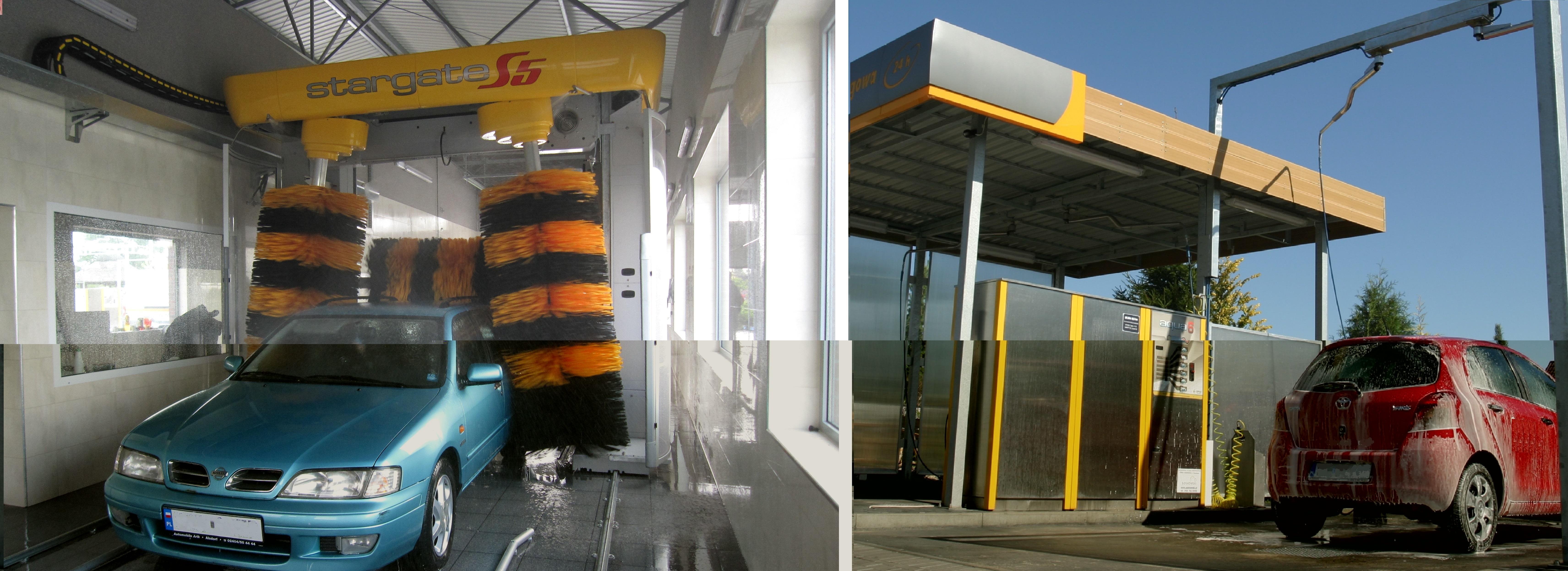 Ogromnie Myjnie bezdotykowe, myjnie tir i pojazdów szynowych IU99